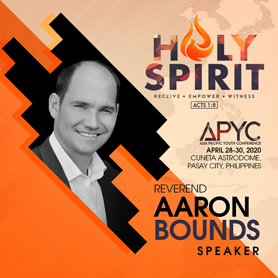 Rev. Aaron Bounds